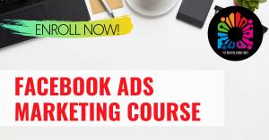 Facebook Ads Marketing Course
